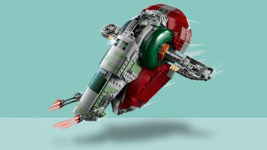 Photo of Anmeldelse: LEGO Slave 1 – 20th Anniversary Edition 75243