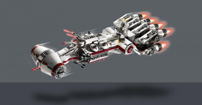 Photo of Anmeldelse: LEGO 75244 Tantive IV