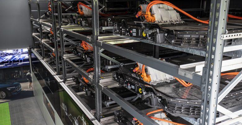 """Photo of Audi åbner """"batteri-lager"""" i Berlin med brugte elbilbatterier"""