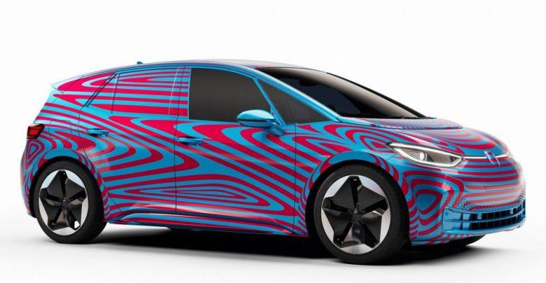 Photo of Volkswagens nye elbil ID.3 er et hit – mere end 10.000 reservationer på under 24 timer
