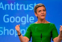 Photo of Vestager gransker Googles dataindsamling
