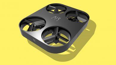 Photo of Air Pix er en mikrodrone i lommestørrelse