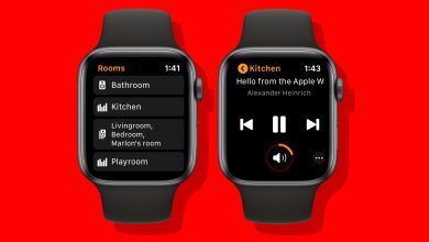 Photo of Lyd er en Sonos-fjernbetjening til dit Apple Watch