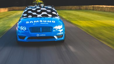 Photo of Samsung har skabt verdens første 5G-fjernbetjente bil