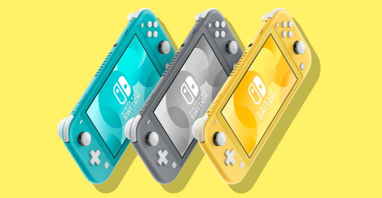 Photo of 5 ting du bør vide om Nintendo Switch Lite