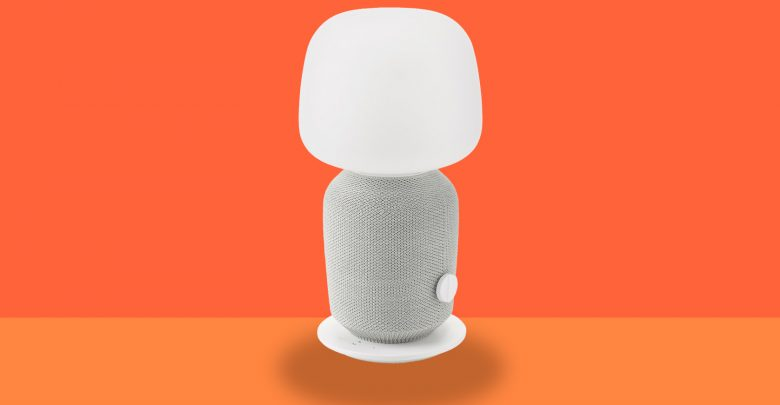 Ikea Symfonisk Bordlampe