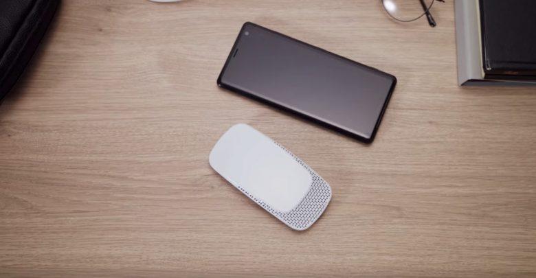 Photo of Sonys bærbare aircondition kan være i en skjortelomme