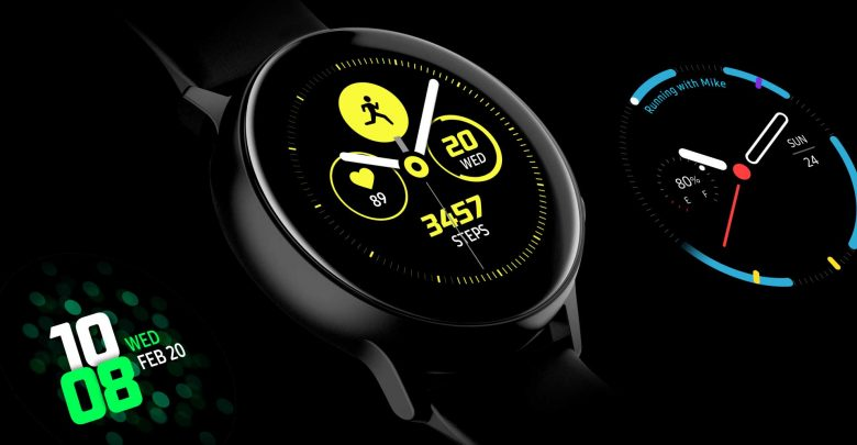 Photo of Samsung Galaxy Watch Active 2 får EKG-funktion