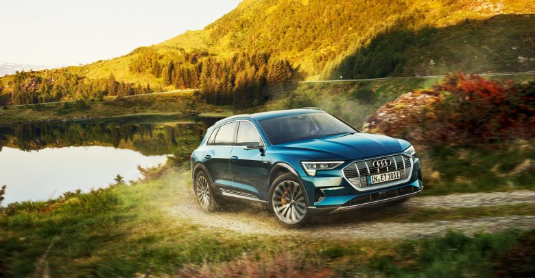 Photo of Audi klar med billigere udgave e-tron elbilen