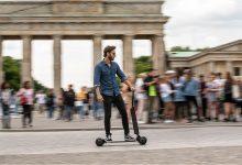 e-tron scooter