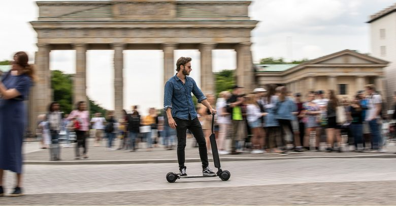 Photo of Audi lancerer elektrisk e-tron løbehjul