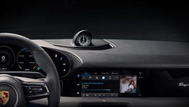 Photo of Porsche Taycan får indbygget Apple Music app