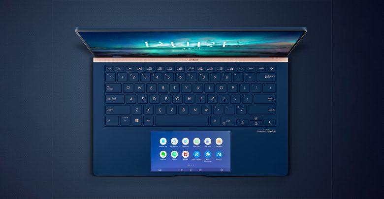 Photo of Asus lancerer bærbar med to skærme