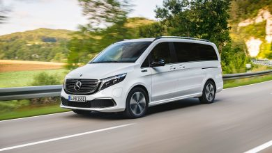 Photo of Mercedes afslører ny elektrisk MPV med rækkevidde på 400 km