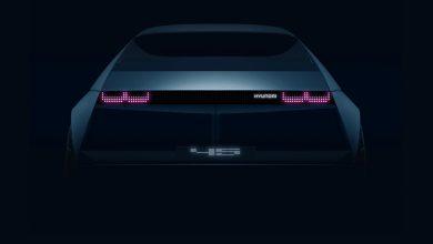 Photo of Hyundai teaser 1970'er-inspireret elbil