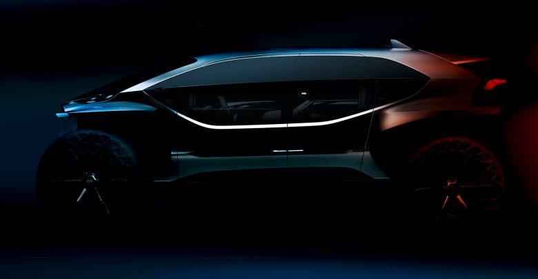 Photo of Audi viser elektrisk off-roader