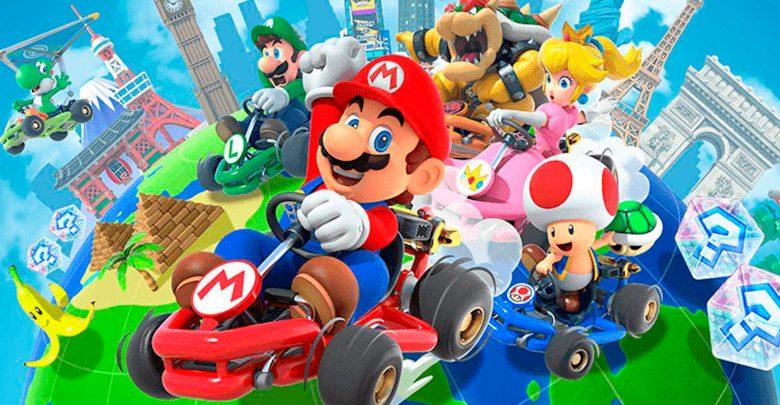 Photo of Mario Kart Tour lander på din telefon 25 september