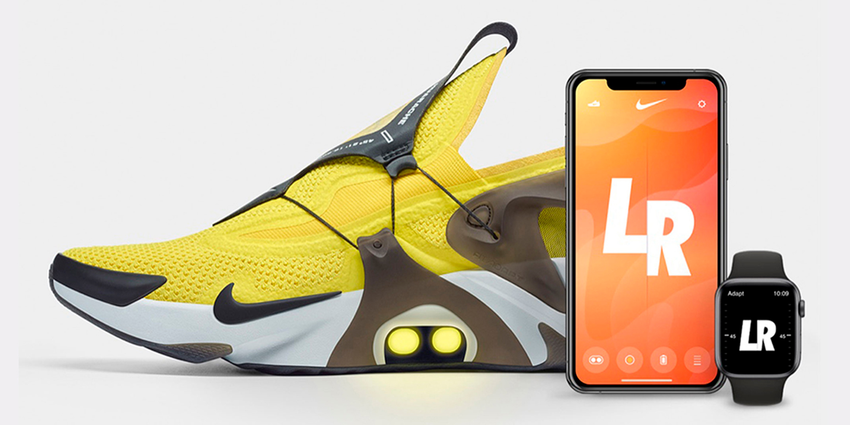 Siri kan snøre Nikes nye sneakers