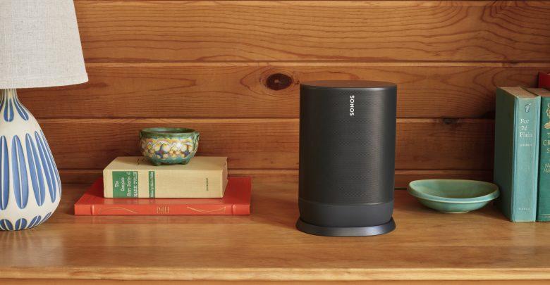 Photo of Sonos lancerer bærbar højttaler til haven: Sonos Move