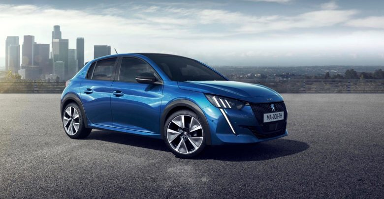 Photo of Den elektriske Peugeot e-208 kan reserveres nu