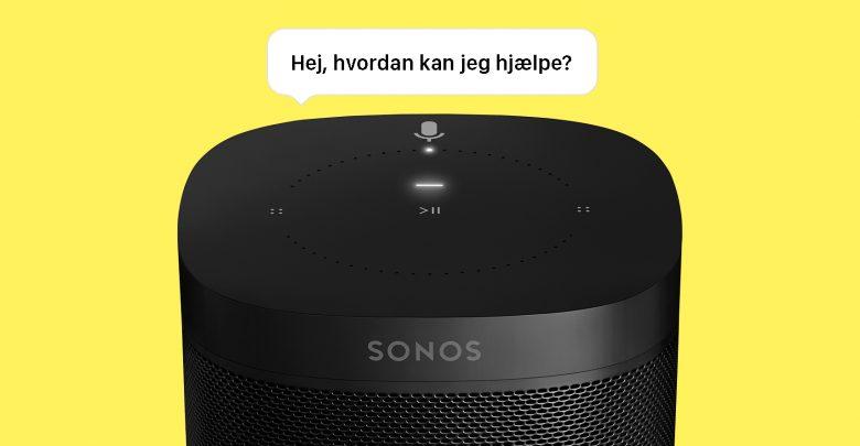 Photo of Nu virker Google Assistant på Sonos i Danmark