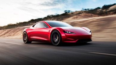 Photo of Tesla Roadster med tre motorer kommer i 2021