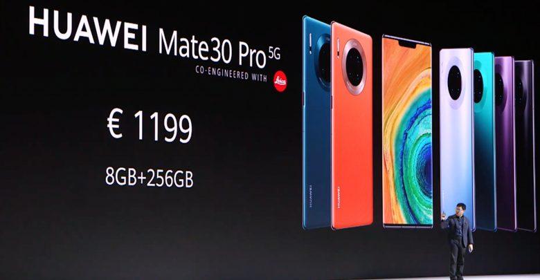 Photo of Huawei Mate 30 har imponerende specs – men ingen Google