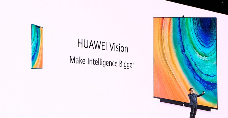 Photo of Huawei Vision TV bliver den første HarmonyOS-enhed i Danmark