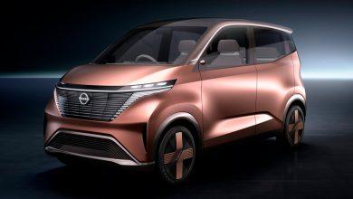 Photo of Nissan afslører ny elektrisk bybil