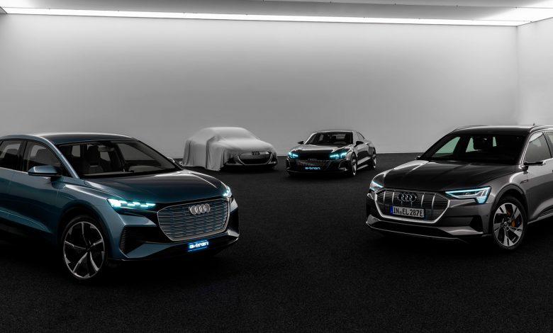 Photo of Audi teaser ny elbil baseret på Porsche-samarbejde