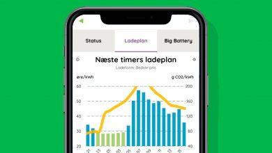 Photo of Dansk app lover billig grøn strøm til din elbil