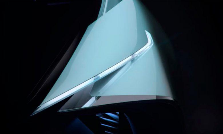 Photo of Toyota viser smugkig på elektrisk Lexus