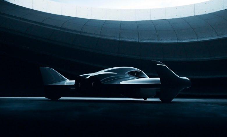 Photo of Porsche og Boeing vil udvikle flyvende elbil