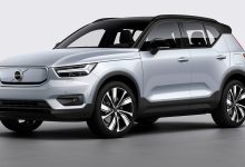 Photo of Her er Volvo XC40 Recharge