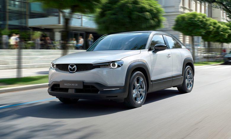 Photo of Video: Første kig på Mazda MX-30