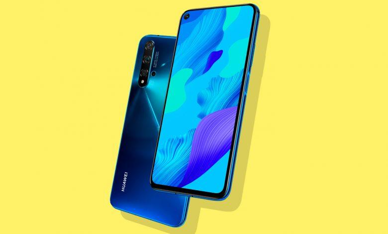 "Photo of Huawei ""snyder"" med Android i ny Nova 5T"