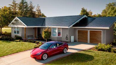 Photo of Tesla klar med tredje generation af sit solcelletag