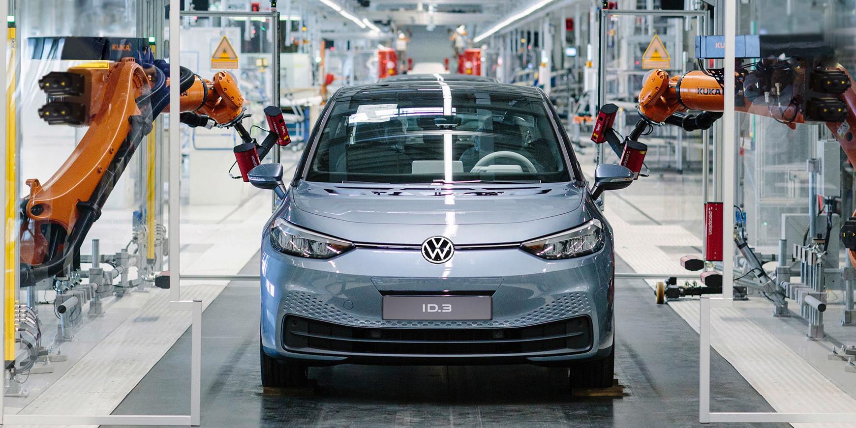 VW Volkswagen ID.3