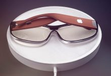 Photo of Apples AR-brille lander i 2023