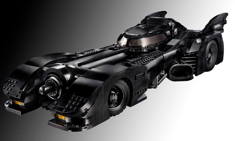 Photo of Lego fejrer jubilæum med vild Batmobil
