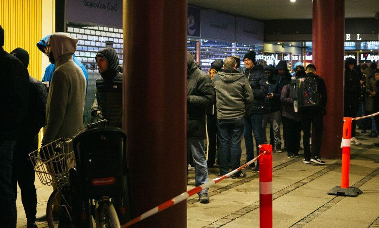 Photo of 1.000 kunder i kø til ny Power-butik i København