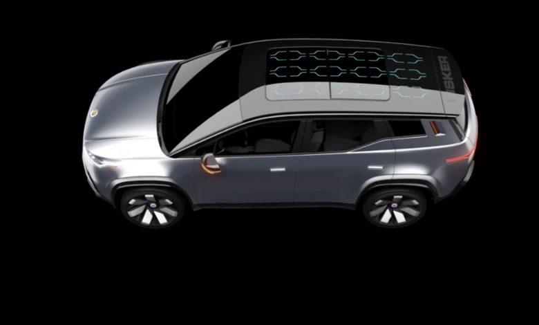Photo of Nu kan du bestille Henrik Fiskers nye elbil – til levering om to år