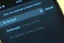 Photo of Apple i ukrainsk modvind – har foræret Krim-halvøen til russerne