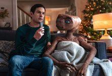 Photo of Endelig: E.T. genforenes med Elliot i reklamekortfilm