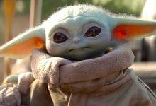 Photo of Disney taget på sengen af baby-Yoda
