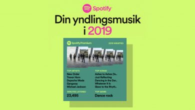 Photo of Her er dit år på Spotify 2019