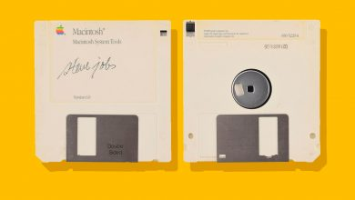 Photo of Diskette solgt for en halv million
