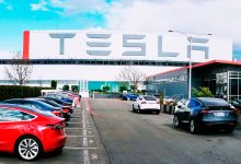 Photo of Domstol stopper Teslas tyske Gigafactory