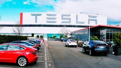 Photo of Teslas kæmpefabrik i Berlin skal producere halv million biler om året