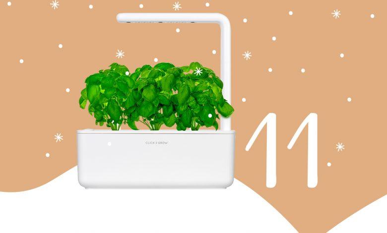 Photo of Julekalender dag 11: Vind Click & Grow Smartgarden 3